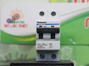11 loại MCB 2 pha Panasonic ngắn mạch