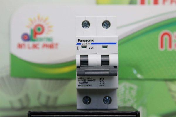 MCB Panasonic 2 pha có nhiều loại khác nhau