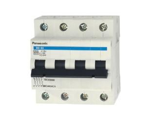 11 loại thiết bị MCB 4 pha Panasonic tự bảo vệ quá tải