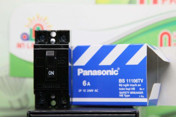 6 loại HB 2 pha Panasonic ngắt mạch an toàn