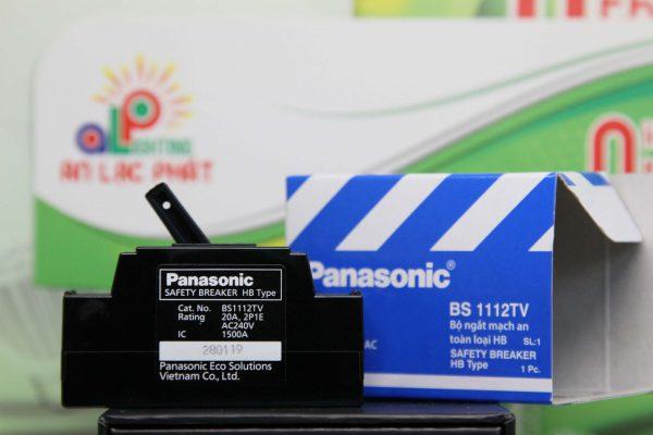 6 loại hb 2 pha Panasonic ngắt mạch