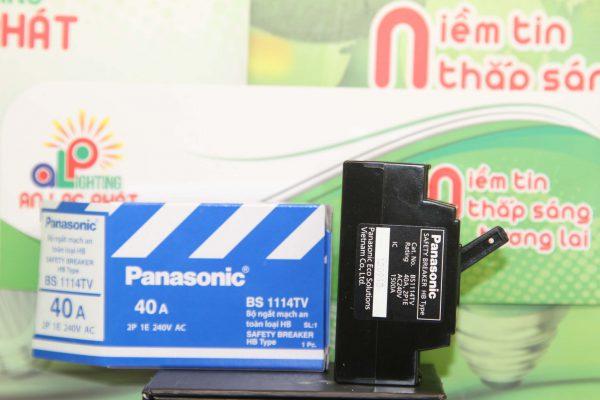 6 loại hb 2 pha của Panasonic ngắt mạch an toàn
