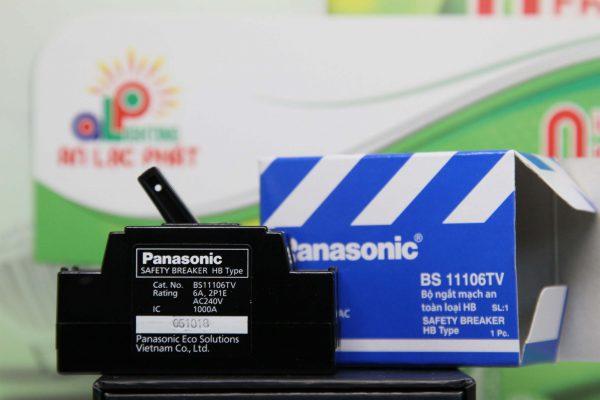 Bộ ngắt mạch an toàn loại hb 2 pha Panasonic BS1106TV