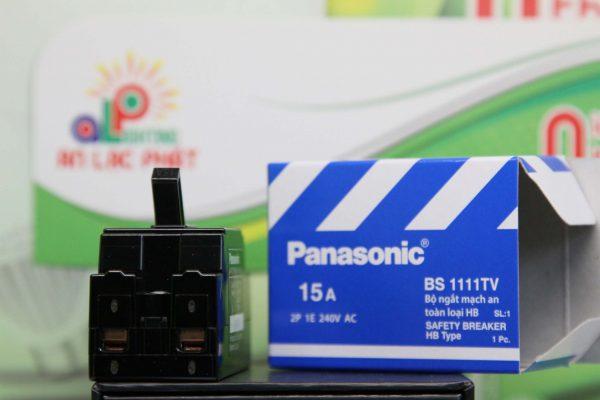 6 loại hb 2 pha Panasonic màu đen