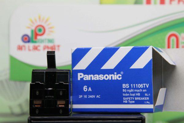 Bộ ngắt mạch an toàn loại hb 2 pha Panasonic