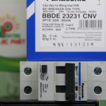 8 loại RCBO 2 pha Panasonic bảo vệ quá tải