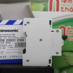 RCBO 2 pha Panasonic bảo vệ thiết bị điện hiệu quả