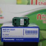 Công tắc 1 chiều WEVH5521 dòng Halumie