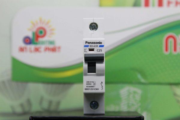 MCB Panasonic 1 pha sản phẩm chất lượng