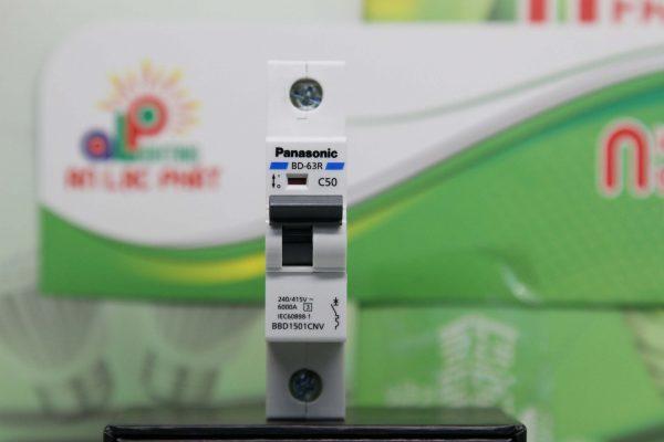 MCB Panasonic 1 pha dùng cho dòng điện 100A