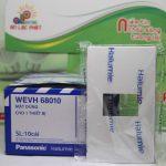 Mặt nạ panasonic dùng cho 1 công tắc điện dòng halume WEVH68010