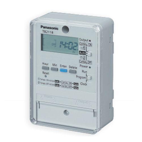 Bán Công tắc đồng hồ Panasonic TB2128E7 có 16 chế độ cài giờ