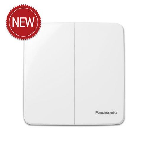 Bộ 2 công tắc 1 chiều Panasonic Minerva WMT503-VN