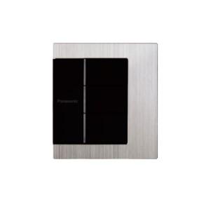 Bộ 3 công tắc có đèn báo WTFBP53572S-1-G Panasonic