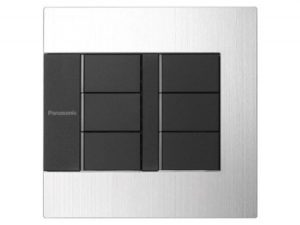 Bộ 6 công tắc Gen-X WTEGP56572S - 1 - G Panasonic