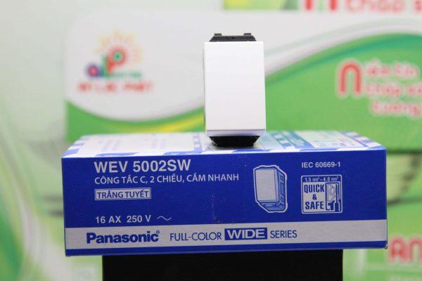 Công tắc 2 chiều Panasonic WEV5002SW/WEV5002-7SW
