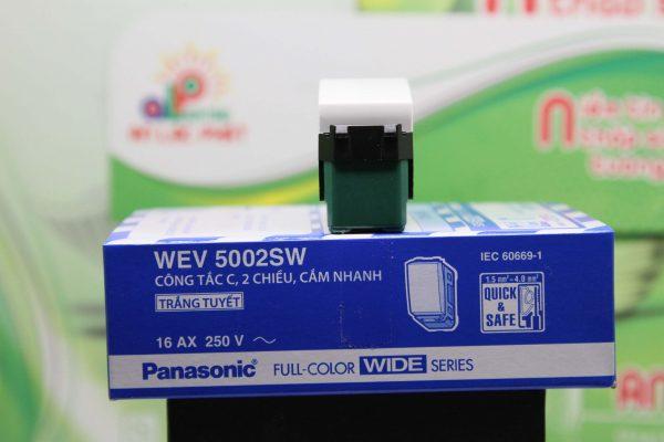 Công tắc 2 chiều WEV5002SW/WEV5002-7SW cắm nhanh