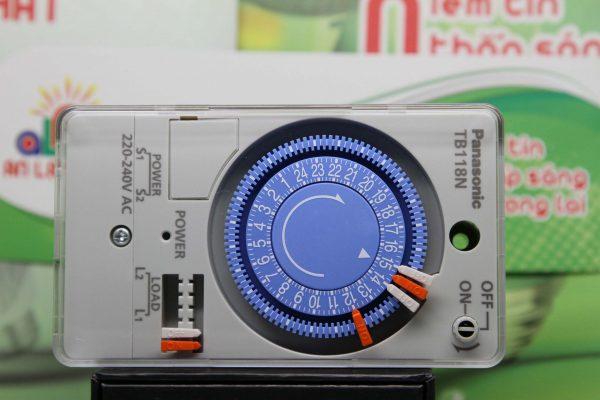 Bán Công tắc đồng hồ Panasonic TB118 tại An Lạc Phát