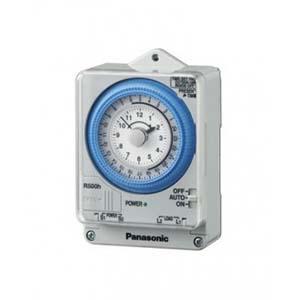 Công tắc đồng hồ Panasonic TB38809NE7 có 96 chế độ cài giờ