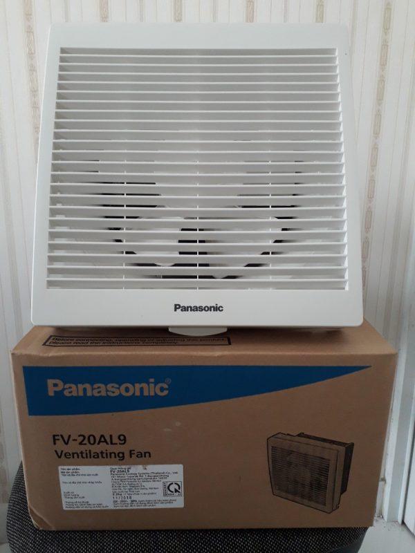 Hình ảnh thật của quạt hút gắn tường Panasonic FV-20AL9