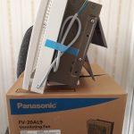 Hình ảnh thật mặt bên của quạt hút gắn tường Panasonic FV-20AL9