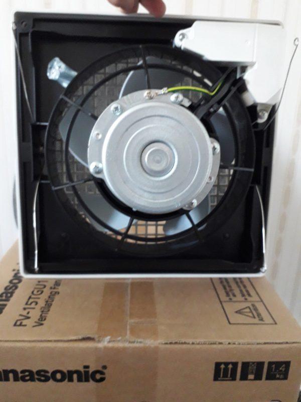 Hình ảnh thật mặt sau của quạt hút âm trần Panasonic FV-15TGU1