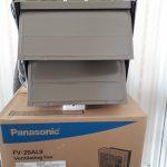Hình ảnh thật mặt phía sau của quạt hút gắn tường Panasonic FV-20AL9