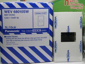 Mặt nạ dùng cho 1 thiết bị Panasonic WEV68010SW độc đáo