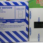 Mặt dùng cho 1 thiết bị WEV68020SW Panasonic độc đáo