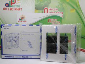 Mặt nạ dùng cho 6 thiết bị Panasonic WEG6806SW tiện lợi