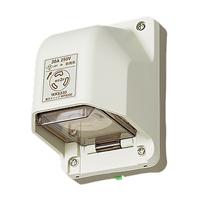 2 loại Ổ cắm công nghiệp kín bụi Panasonic chuyên dùng WK6330