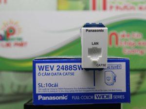 Ổ cắm data Panasonic WEV2488SW/WEV24886SW