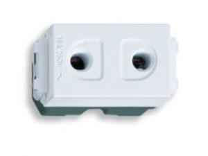 Ổ cắm đơn Panasonic WEG1090SW an toàn và tiện lợi