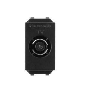 Ổ cắm TV Panasonic WEV2501B tiện lợi và độc đáo