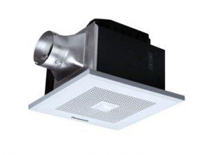 Quạt hút âm trần Panasonic động cơ DC dùng cho phòng ngủ, phòng khách, văn phòng