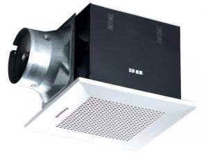 Quạt hút âm trần Panasonic 2 cấp tốc độ dùng cho phòng ngủ, phòng khách, văn phòng