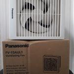 Hình ảnh thật của quạt hút gắn tường Panasonic FV-15AUL1