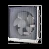 Quạt hút gắn tường Panasonic sử dụng cho nhà bếp FV-25AUF1
