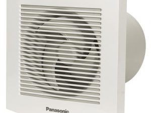 2 loại Quạt hút gắn tường Panasonic sử dụng cho nhà tắm FV-10EGS1
