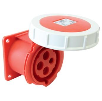 12 loại ổ cắm gắn âm loại kín nước dạng thẳng Panasonic F3132-6 IP67