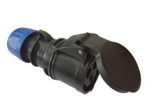 6 loại ổ cắm nối loại không kín nước Panasonic F213-6ECO IP44