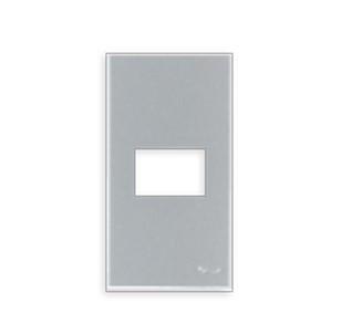 Mặt dùng cho 1 thiết bị Panasonic WEG68010MW màu xám