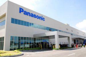 Hãng thiết bị điện Panasonic
