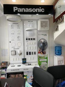 Hình ảnh thiết bị điện Panasonic tại An Lạc Phát