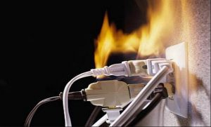 Các nguyên nhân dẫn đến cháy nhà