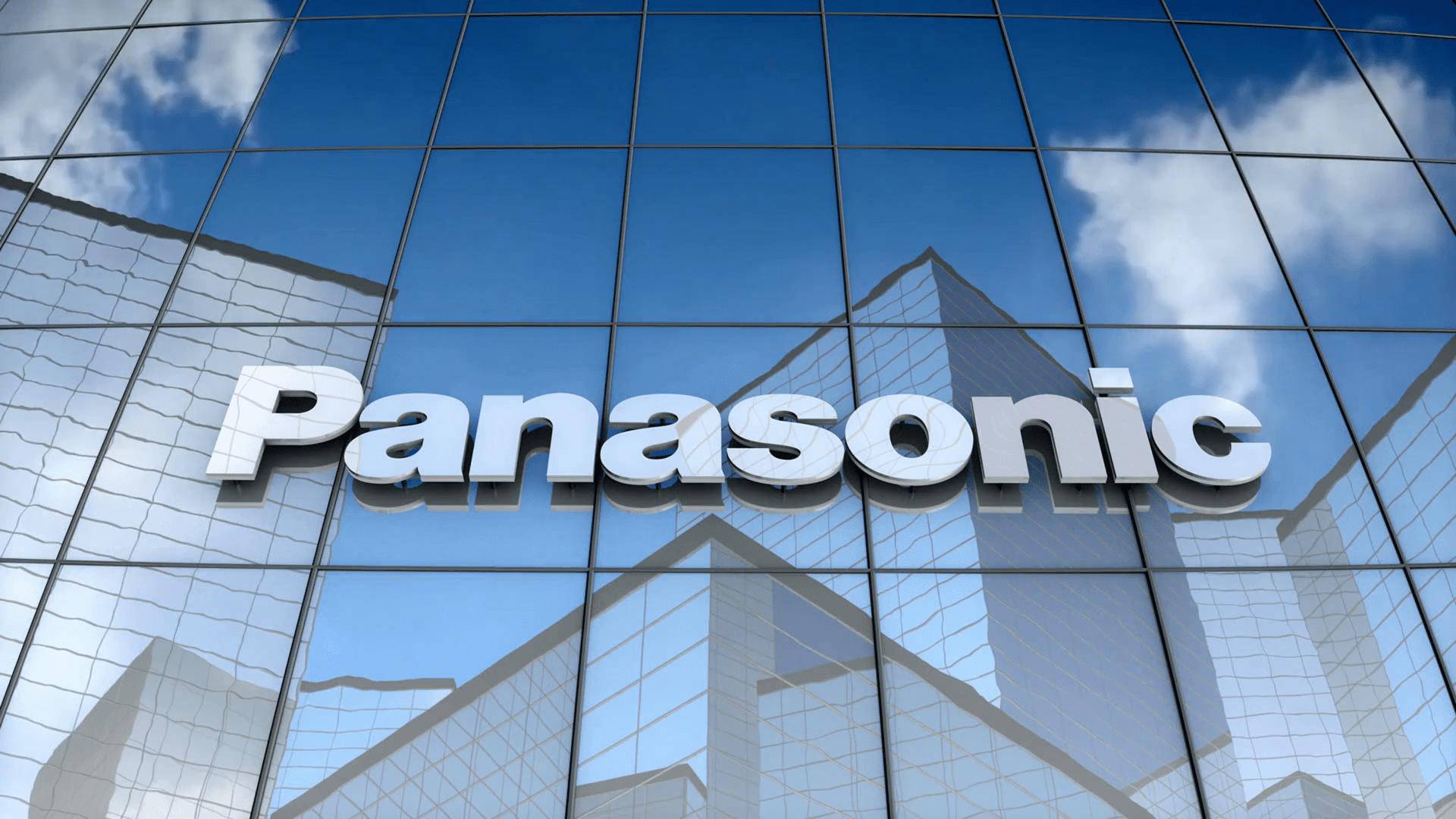 Thương hiệu Panasonic tại văn phòng đại diện